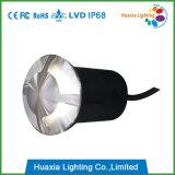 Alta qualidade do aço inoxidável 4 sentidos que iluminam a luz da parede do diodo emissor de luz