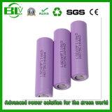 La alta calidad de la batería de ion de litio de la capacidad grande 2200mAh 18650 del LG Icr modificó para requisitos particulares