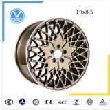 Глубокие колеса сплава автомобиля тарелки, алюминиевые оправы, колеса автомобиля,