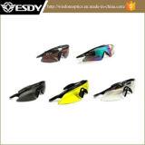 Esdy Airsoft 전술상 고글 스포츠 UV400 보호 총격사건 유리