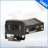 Soporte del perseguidor del GPS con informe en tiempo real de la foto del soporte de la cámara de HD