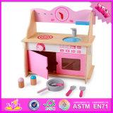 Кухня 2016 малышей самого лучшего сбывания деревянная варя игру Toys W10c208