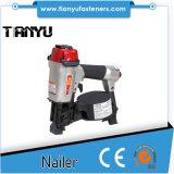 Cn57 Coil Nail Gun, Nailer pneumático de bobina