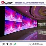 Piccola visualizzazione di LED fissa dell'interno del passo P1.904/P1.923 del pixel