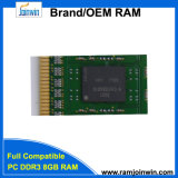 Розницы RAM 512mbx8 Desktop DDR3 8GB Ecc Non Unbuffered