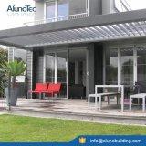 Motorisierte Luftschlitzkabinendach motorisierte Pergola-Luftschlitz-Dach-Installationssätze