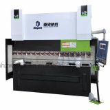 Machine à cintrer servo de commande numérique par ordinateur d'axe de torsion de Wc67k 200t/4000