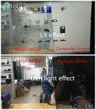 Vidro de folha elétrico do vidro do espelho do quarto dos artistas/construção (S-F7)