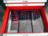 2014hot venta-7 Cajones Herramienta Trolley Set