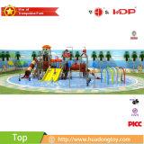 Tipo plástico diapositivas de la diapositiva de la piscina de las diapositivas de agua