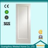 Flush prehung blanca interior de la puerta con imprimación centro hueco de llenado para el Proyecto (WDHC03)