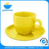 Taza de café de la porcelana 180ml/5 colorido '' * 4set