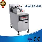Friteuse chaude électrique de pression de vente de type de penny de Pfe-800 Henny