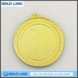 Regalo su ordinazione del ricordo della moneta di sfida delle medaglie del metallo del pezzo fuso della medaglia di oro