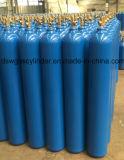 高い純度40のLt継ぎ目が無い鋼鉄シリンダー99.999%アルゴンのガス