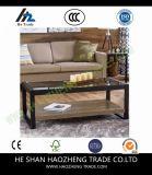 Tavolino da salotto Hzct141 con marmo della parte superiore