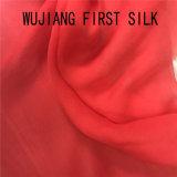 ткань Crinkle шелка 5.5mm 100% шифоновая, Silk ткань йойа, Silk Crinkle Ggt, Silk ткань Georgette Crinkle