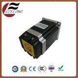 조각 기계를 위한 매끄러운 1.8deg NEMA24 60*60mm 족답 모터
