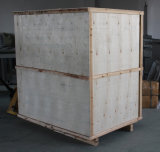 (WD-5610L) máquina de papel hidráulica de corte de máquina da estaca da espessura de 10cm