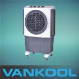 Refrigerador de aire portable del precio barato con RC, visualización de LED, 3 velocidades, moviéndose, 8 horas de temporizador