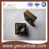 炭化物のIndexable回転製粉の挿入CVD PVDのコーティング