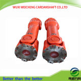 Arbre de cardan de la qualité SWC/arbre universel pour le matériel et le dispositif d'énergie éolienne