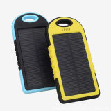 Förderung-Geschenk-Solaraufladeeinheits-Silikon-wasserdichte bewegliche Energien-Solarbank