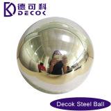 bolas de acero 100m m huecos de 800m m 500m m 350m m 200m m para Outdooer/la decoración de la sala de estar