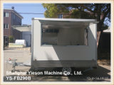 Ys-Fb290b New Finished! It hoists Cream Trailer Mobile Food for Car Sale