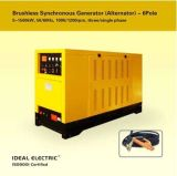 De Lasser van gelijkstroom 500A MIG/Mag en AC Generator