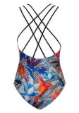 Einteilige reizvolle Bikini-Badebekleidungs-Badeanzug-Badebekleidung
