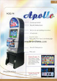 Машина казина всходит на борт торгового автомата Аполлон (AQQ-56)