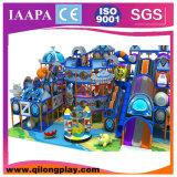 SGS&Ce probó el patio de interior del juego suave de la diversión (QL-020)
