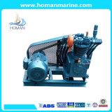 Compressor van de Lucht van de Druk 30bar van China de Middelgrote Mariene voor Verkoop