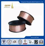 O fio de soldadura da embalagem do cilindro por CE, TUV, DB aprovou