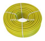 Boyau hydraulique en caoutchouc propre de gicleur à haute pression tressé de rondelle de fil d'acier avec 4000psi.