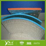 Isolation de toit en métal de mousse du papier d'aluminium 4mm EPE