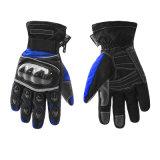 Los guantes de encargo de la motocicleta impermeabilizan el guante de Guantes Moto de los guantes del ciclo de motor