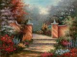 Peinture à l'huile de paysage - 08