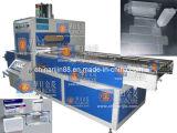Máquina plástica automática aprobada de la fabricación de cajas del SGS (WS-15000Z)