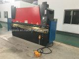 Máquina de dobra rolada We67K-100tx3200mm do CNC da placa