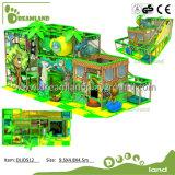 Equipamento interno do campo de jogos da grande venda quente material do PVC