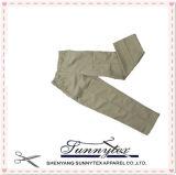 Pantalon uniforme en gros bon marché de travail de pantalon de cargaison