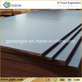 madeira compensada marinha da colagem impermeável Phenolic de 21mm para o trabalho concreto do formulário