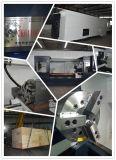 Horizontaler Typ CNC-drehendrehbank-Maschine des Bett-Ck6150