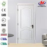Innentür-lamellierter Furnier-Blatthaus-Tür-bündige Tür-Innenentwurf des Panel-Jhk-M02 zwei