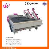 Máquina de estaca de vidro automática cheia completa do CNC (RF3826AIO)