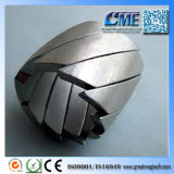 О магните для магнита магнитного неодимия мотора электрического