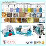 Cereal Grinding를 위한 좋은 Quality Low Price Poultry Feed Mill Equipment
