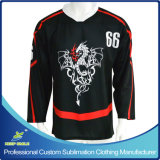 Ice Hockey Sporting를 위한 주문 Sublimation Ice Hockey Clothing